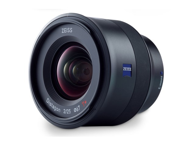Zeiss Batis 25mm f/2 til Sony E
