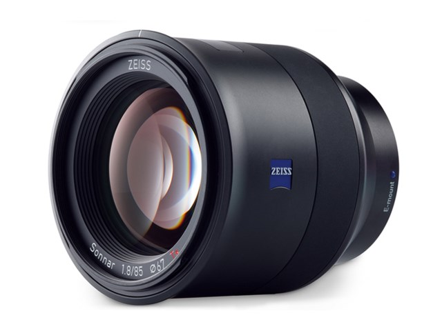Zeiss Batis 85mm f/1.8 til Sony E