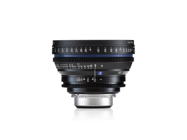 Zeiss Compact Prime CP.2 18mm T3.6 Micro 4/3-mount
