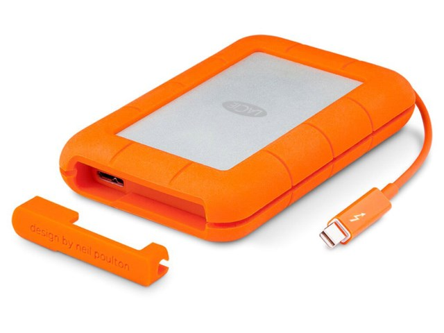 LaCie Rugged Thunderbolt Raid 4TB USB 3.0