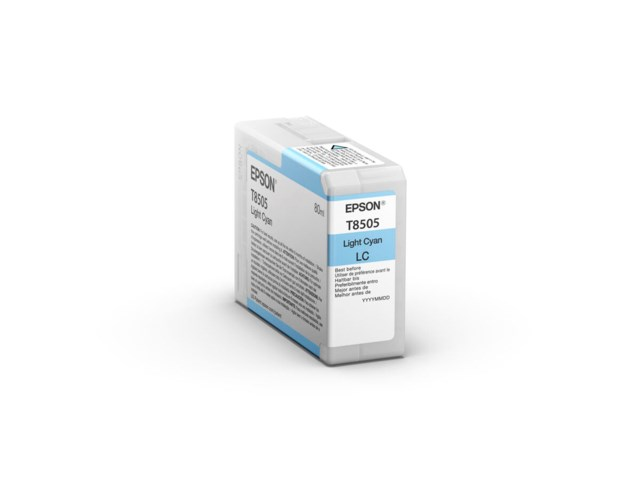 Epson Blekkpatron Ultrachrome HD light cyan 80 ml