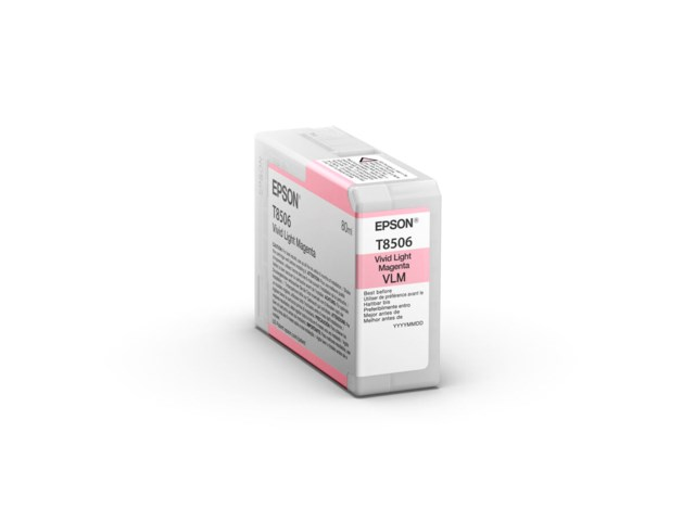 Epson Blekkpatron Ultrachrome HD vivid light magenta