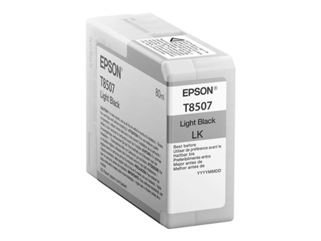 Epson Blekkpatron Ultrachrome HD lys svart 80 ml