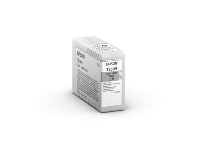 Epson Blekkpatron Ultrachrome HD lys lys sort 80 ml