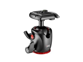 Manfrotto Kulehode MHXPRO-BHQ2 magnesium + 200pl hurtigplate
