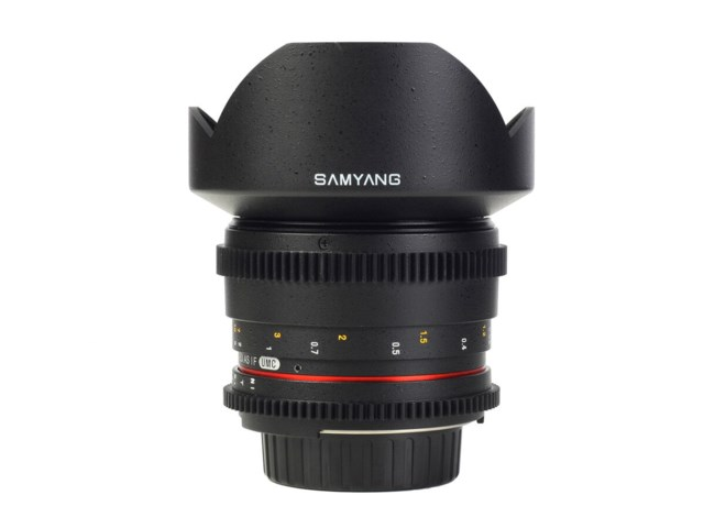 Samyang 14mm T3.1 ED AS IF UMC VDSLR II til Nikon