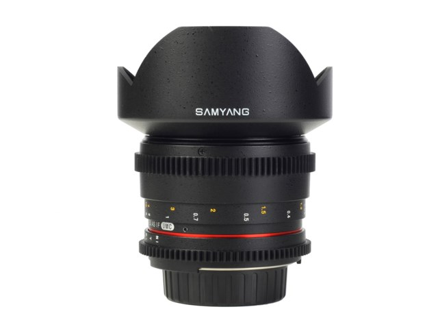 Samyang 14mm T3.1 ED AS IF UMC VDSLR II til Pentax K