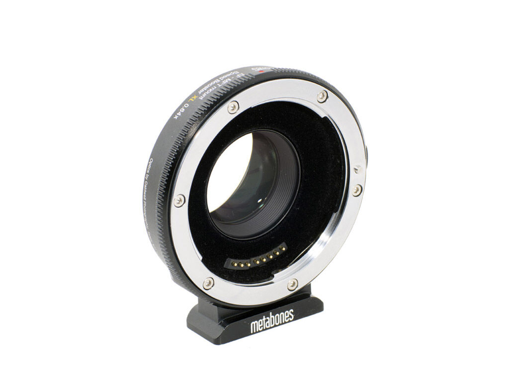 Metabones Canon EF till Micro 4/3 T Speed Booster XL