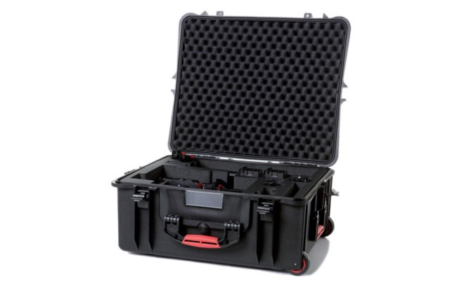 HPRC koffert ROM2700W svart for DJI Ronin-M
