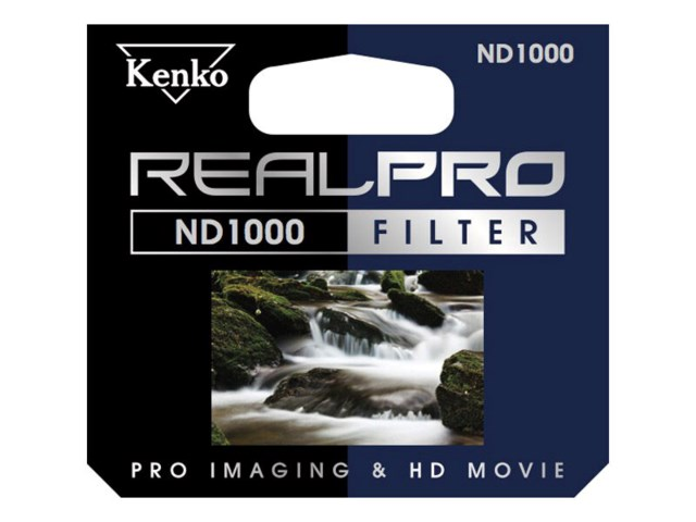 Kenko ND-filter ND1000 Realpro 58 mm