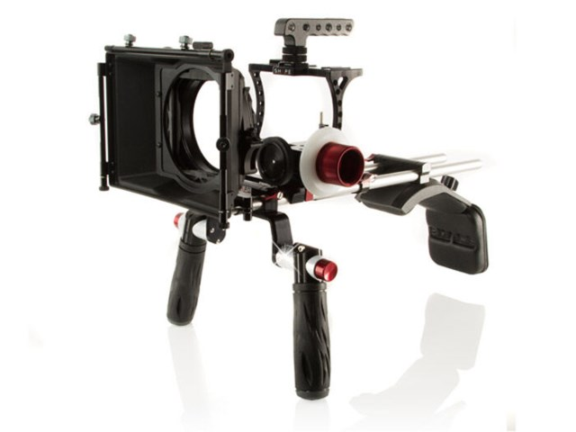 Shape Sony A7S shoulder mount kit