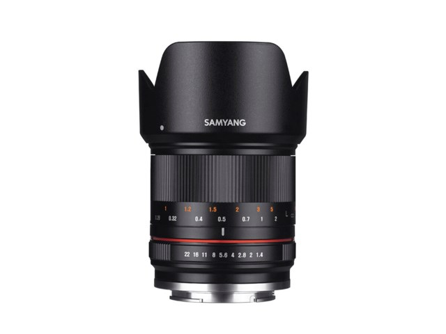 Samyang 21mm f/1,4 ED AS UMC CS til Fuji X