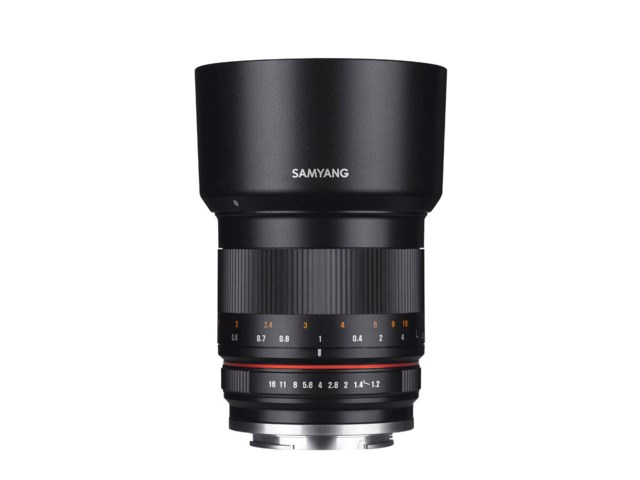 Samyang 50mm f/1.2 AS UMC CS til Fuji X