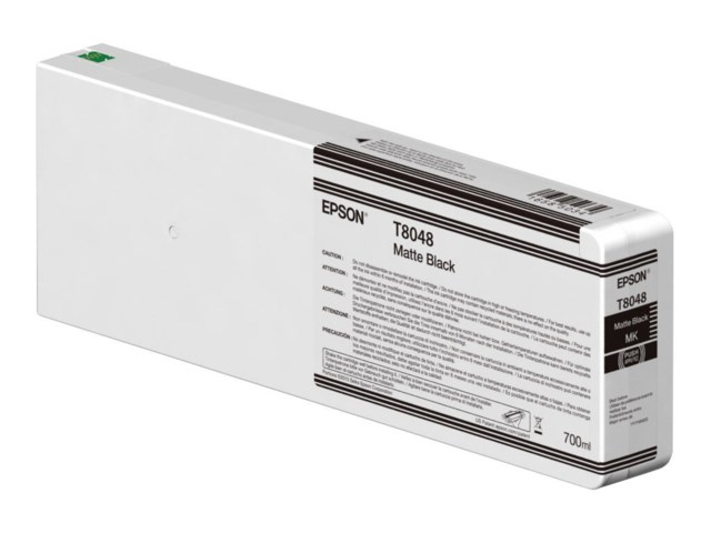 Epson Blekkpatron Ultrachrome HDX/HD matt svart 700ml