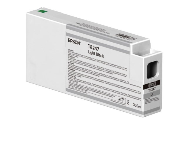 Epson Blekkpatron Ultrachrome HDX/HD lys svart 350 ml