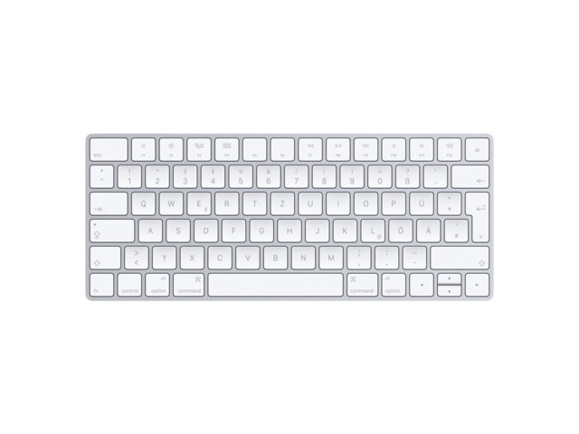 Apple Tastatur Magic Keyboard