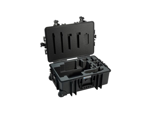 B+W Outdoor Case Type 6700 svart til Ronin-M