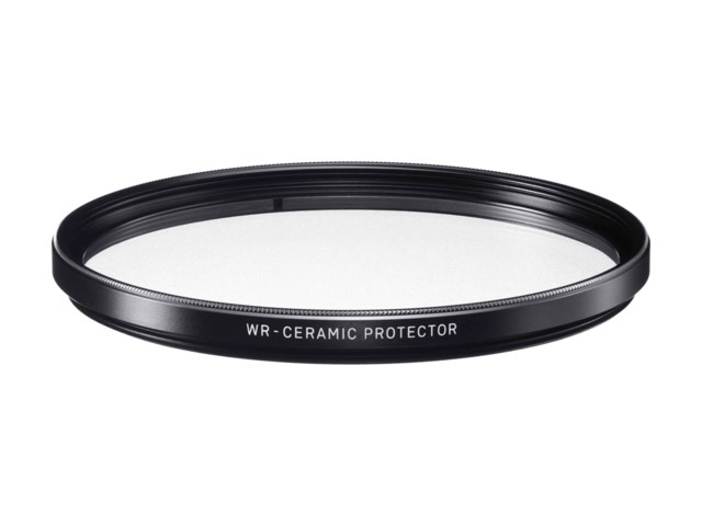 Sigma Filter WR Ceramic Protector 77 mm
