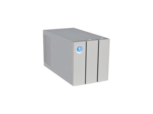 LaCie 2big Thunderbolt 2 8TB USB 3.0