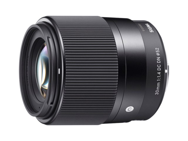 Sigma 30mm f/1,4 DC DN Contemporary til Canon EF-M