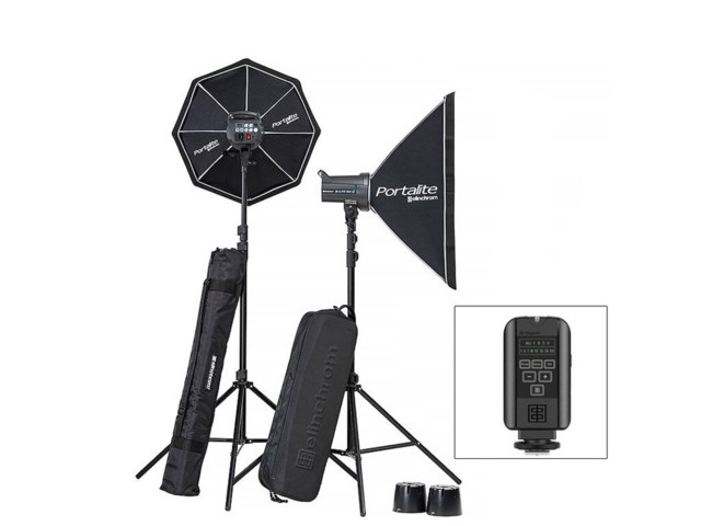 Elinchrom Blitspakke D-Lite RX 4/4 Softbox To Go