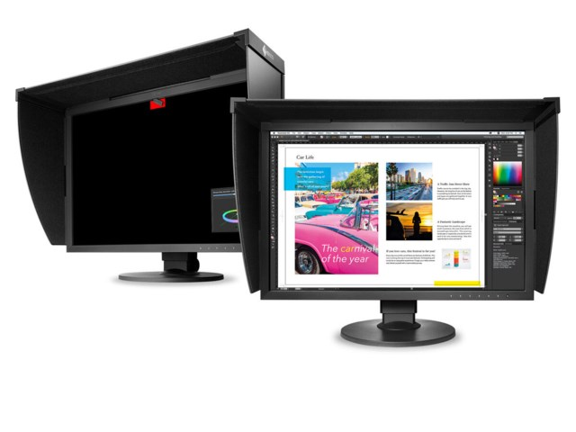 "Eizo Bildeskjerm 24"" ColorEdge CG2420"