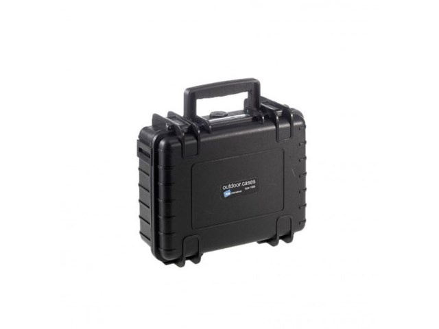 B+W Outdoor Case Type 1000 svart til Osmo X3