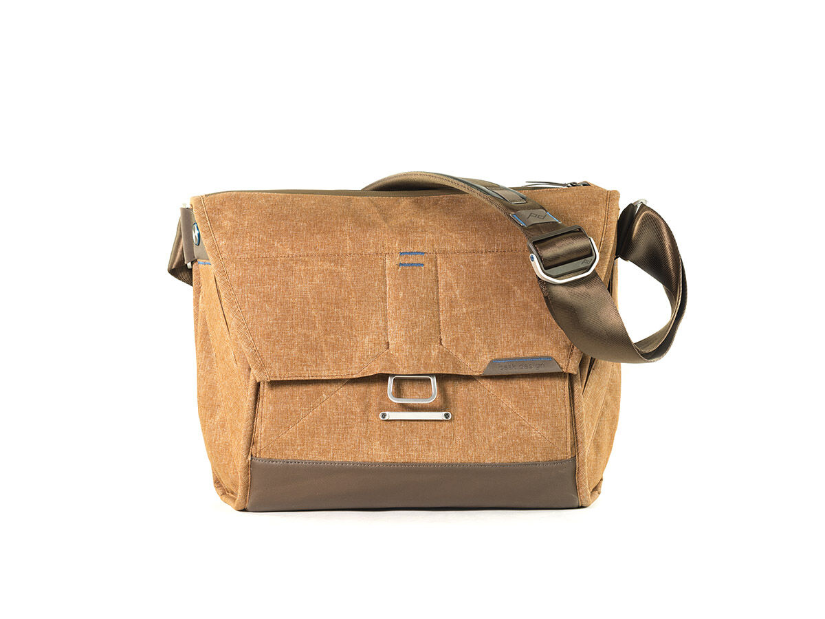 "Peak Design Kameraveske Everyday Messenger 13"" heritage tan"