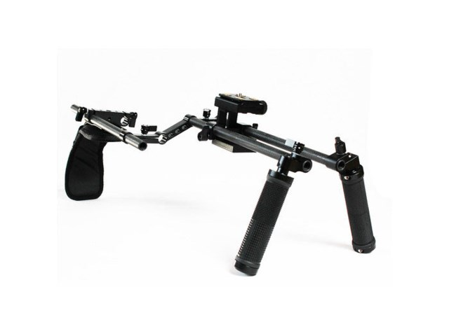 Scandinavian Photo Skulderstativ Gunner V2 DSLR rig