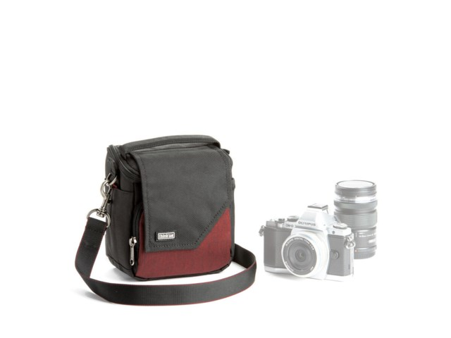 Think Tank Kameraveske Mirrorless Mover 10 deep red