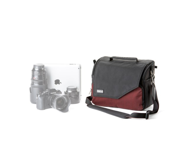 Think Tank Kameraveske Mirrorless Mover 30i deep red