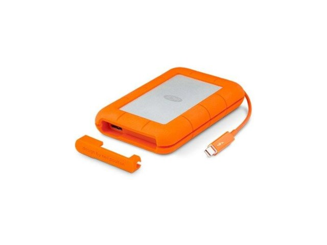 LaCie Rugged Thunderbolt 1TB USB 3.0