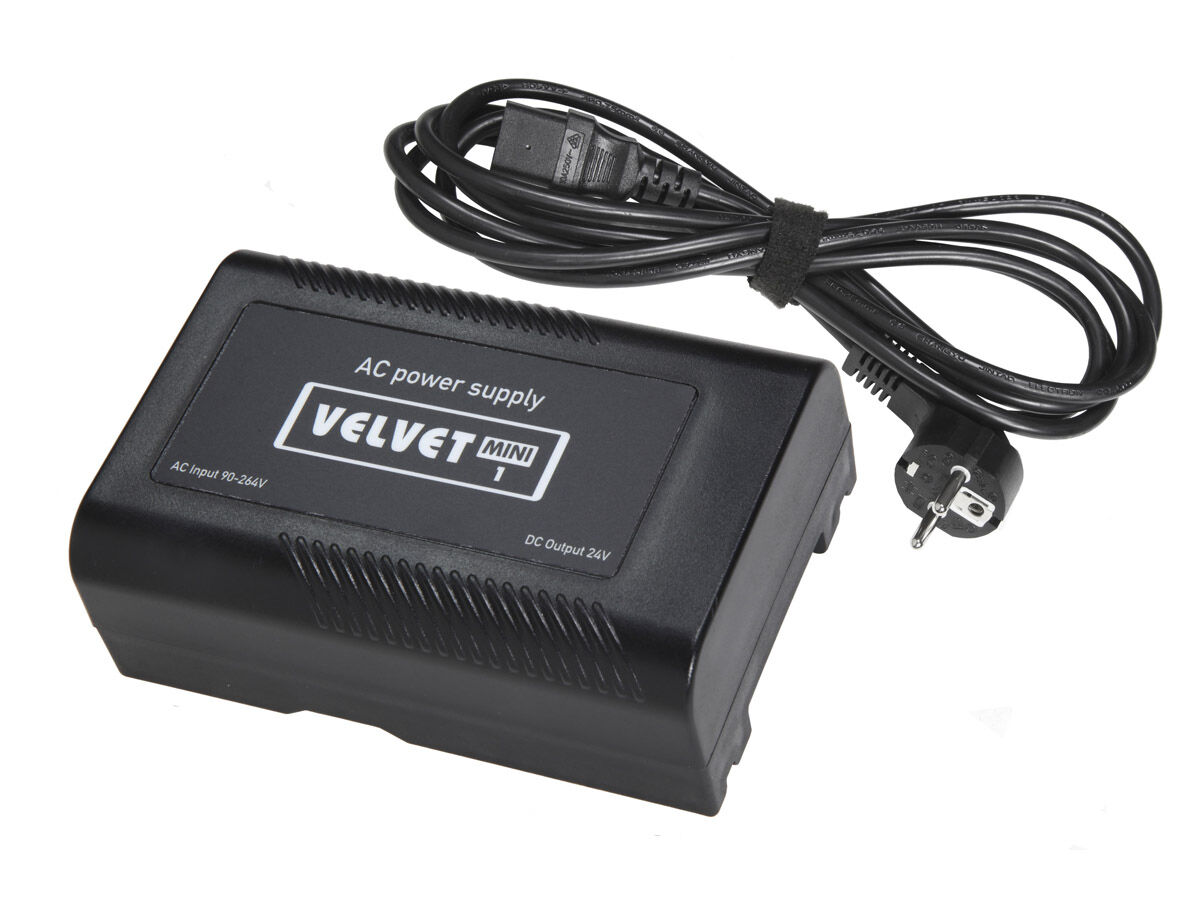 TheLight Vlock AC-adapter til Velvet Mini 1