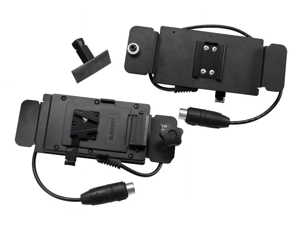 TheLight V-mount batteriadapter til Velvet 1