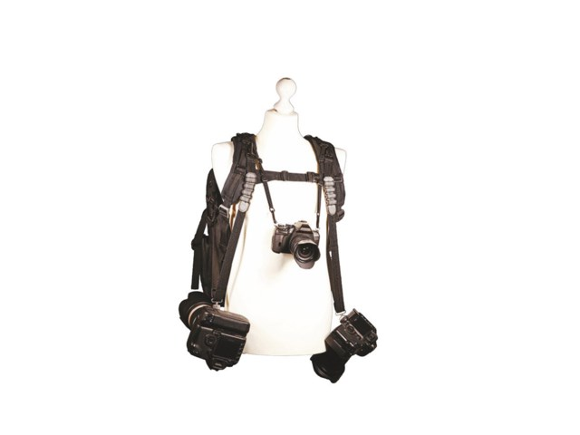 Sun-Sniper Rotaball Triple Harness
