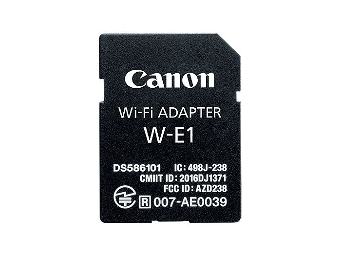 Canon WiFi adapter W-E1