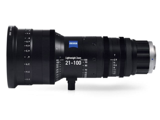 Zeiss LWZ.3 21-100mm f/2,9-3,9 til Sony E