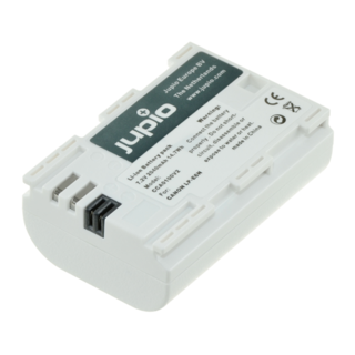 Jupio USB Brand charger Canon 7,2V 8,4V batteries