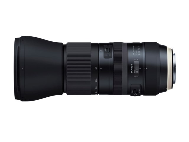 Tamron SP 150-600mm f/5-6,3 Di VC USD G2 til Canon