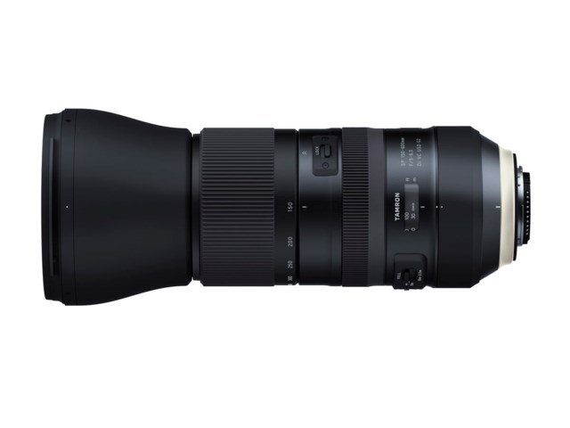 Tamron SP 150-600mm f/5-6,3 Di VC USD G2 til Nikon