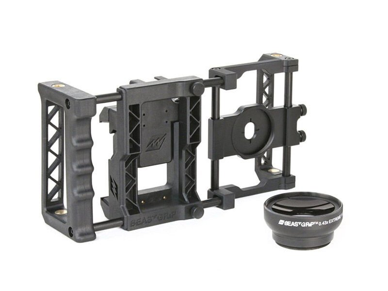 Beastgrip Pro wide angle lens bundle - Universiell