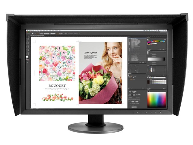 "Eizo Bildeskjerm 27"" ColorEdge CG2730"