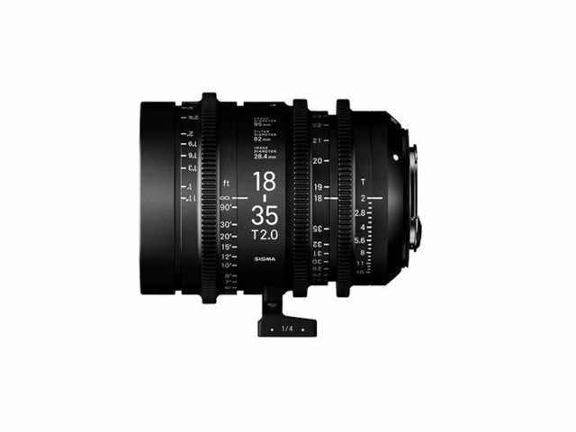 Sigma CINE 18-35mm T2 Sony E-mount