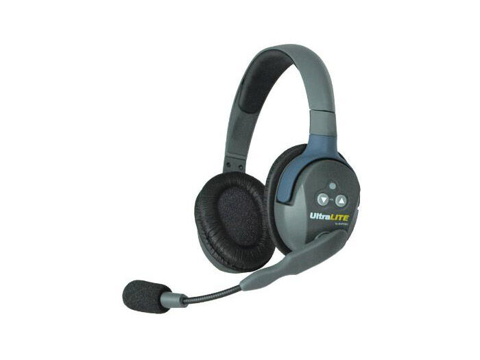 Eartec headset UltraLITE double ear (2 stk headset)