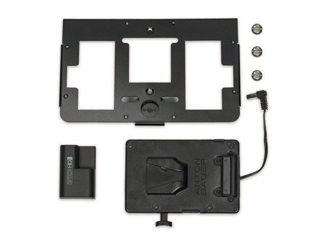 Small HD V-Mount battery bracket kit til 700-serien