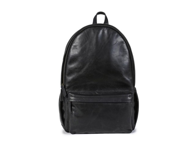 ONA Kameraryggsekk Clifton Black Leather