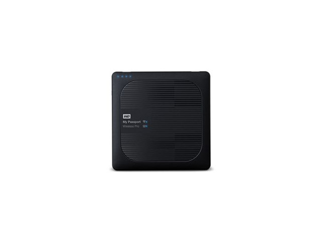 Western Digital My Passport Wireless Pro 2TB - WDBP2P0020BBK