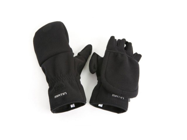 Matin Multi Shooting Glove XL svart