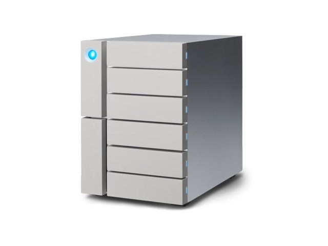 LaCie 6big 24TB Thunderbolt 3 USB 3.1