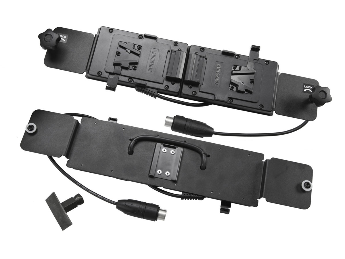 TheLight V-mount batteriadapter til Velvet 2